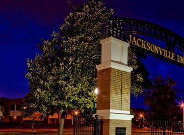 For students of Jacksonville University