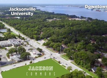 Jackson Commons a great place to live for students of Jacksonville University