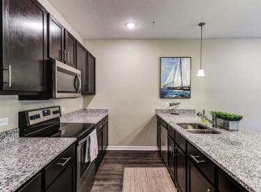 Jackson Commons Granite Kitchen Countertops